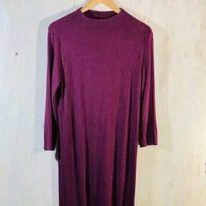 Lou & Gray Anthropologie Sweater stretchy dress